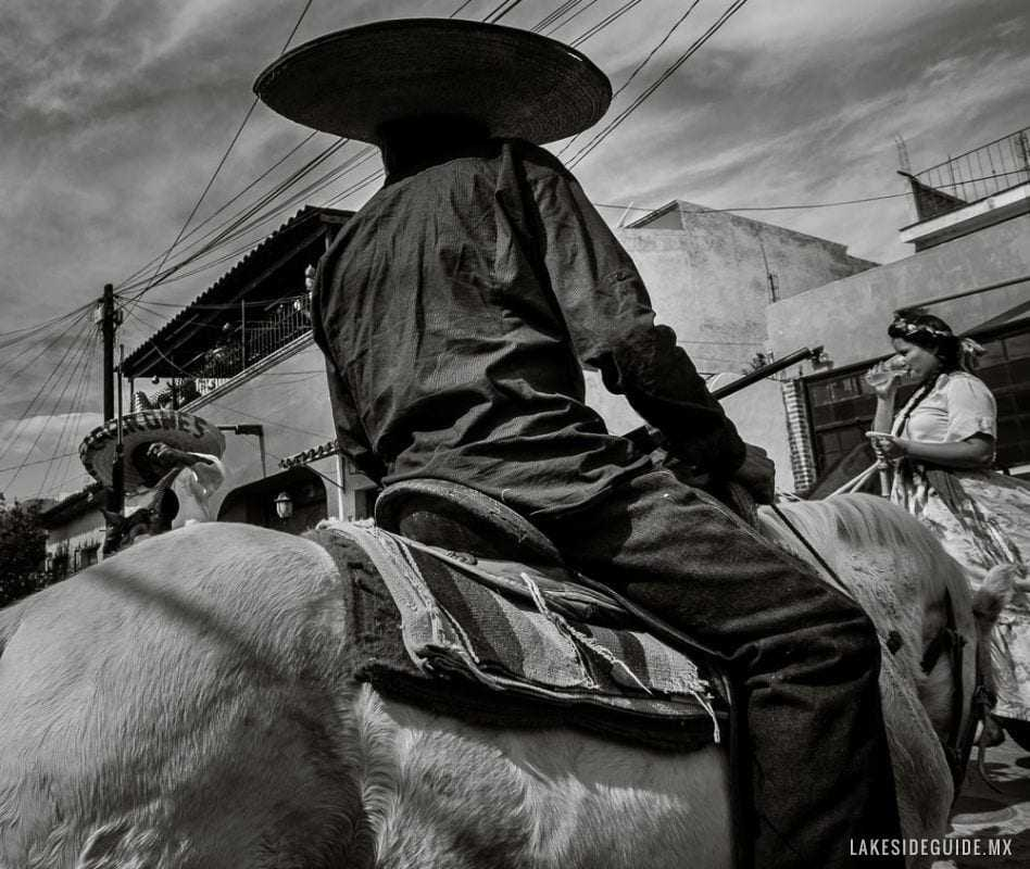 A vaquero takes part in the 2015 New Year's Day parade in Ajijic, Jalisco, Mexico. The cowboy is still a part of everyday life, as well as a lifestyle, for some outside of Mexico's cities, and they're often an essential part of a holiday that's celebrated in a pueblo.